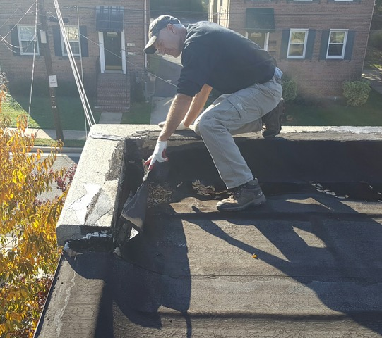 Or, Sometimes All It Takes Is A Fresh Application Of Aluminum Fibered,  Elastomeric Or Similar Coating. And Thatu0027s How We Rejuvenate Your Flat Roof  For ...